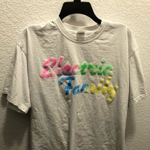 Electric Family Tee